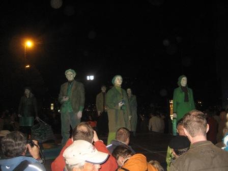 Lichtfest Leipzig 2009