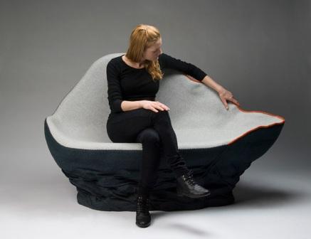 Moderne Sitzmöbel